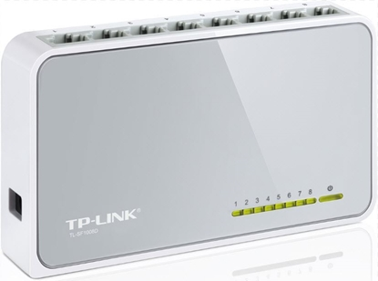 Picture of TP-LINK 8-PORT 10/100MBPS DESKTOP SWITCH TL-SF1008D