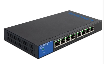 Picture of Linksys 8-Port Smart Giga Switch LGS308-UK