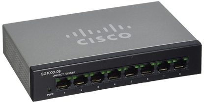 Picture of Cisco 8-Port Gigabit switch