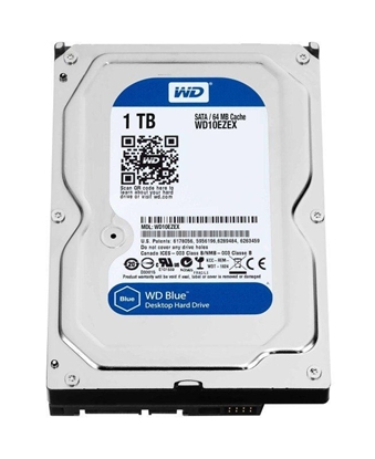 Picture of WD HDD 1TB SATA DESKTOP