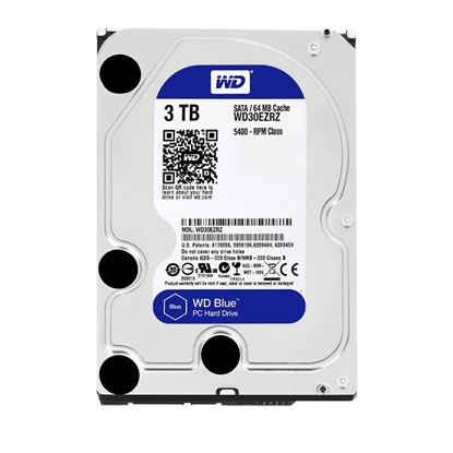 Picture of WD HDD 3 TB SATA DESKTOP