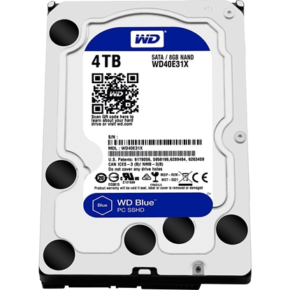 Picture of WD HDD 4 TB SATA DESKTOP