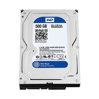 Picture of WD HDD 500GB SATA DESKTOP