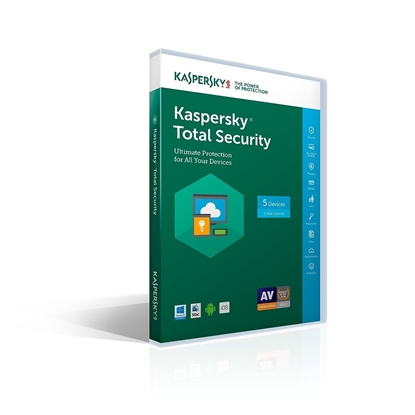 Picture of Kaspesky Antivirus For Server with 5 User