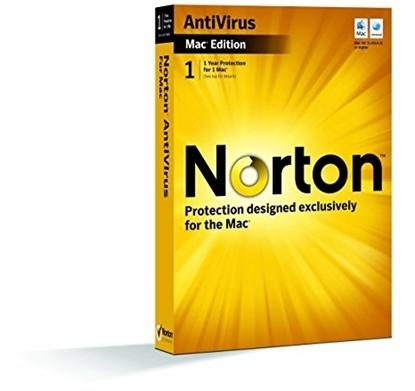 Picture of Norton Anti virus
